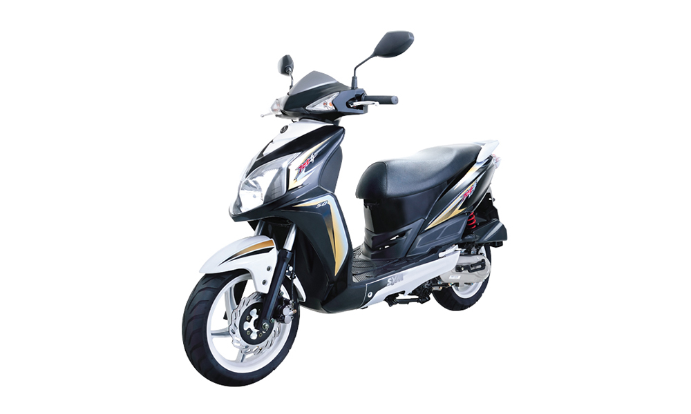 sym jet 4 50 2018 new motorcycle scooter 50cc mopeds whateverwheels ltd. Black Bedroom Furniture Sets. Home Design Ideas