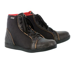 OXFORD Jericho MS W/ proof Boots Black