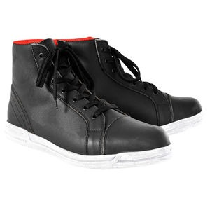 OXFORD Jericho MS W/ proof Boots Black/White