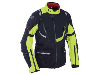 OXFORD Montreal 3.0 MS Jacket Black/ Fluo