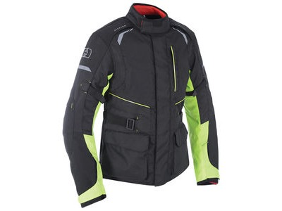 OXFORD Metro 1.0 MS Jacket Black/Fluo