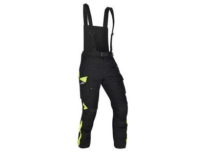 OXFORD Montreal 3.0 MS Pants Black/Fluo Regular