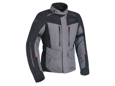 OXFORD Continental MS JKT Tech Grey