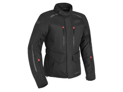 OXFORD Continental MS Jacket Tech Black