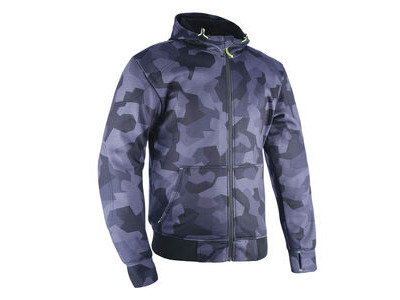 OXFORD Super Hoodie 2 MS Gry Camo