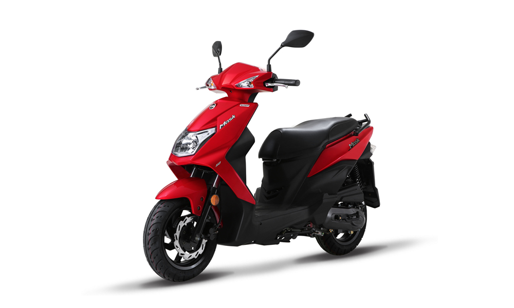 SYM Mask 125 2019 :: £1899 00 :: New Motorcycle / Scooter