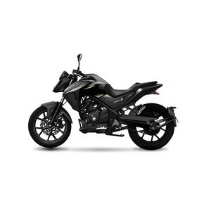 SYM NH X 125  Black  click to zoom image