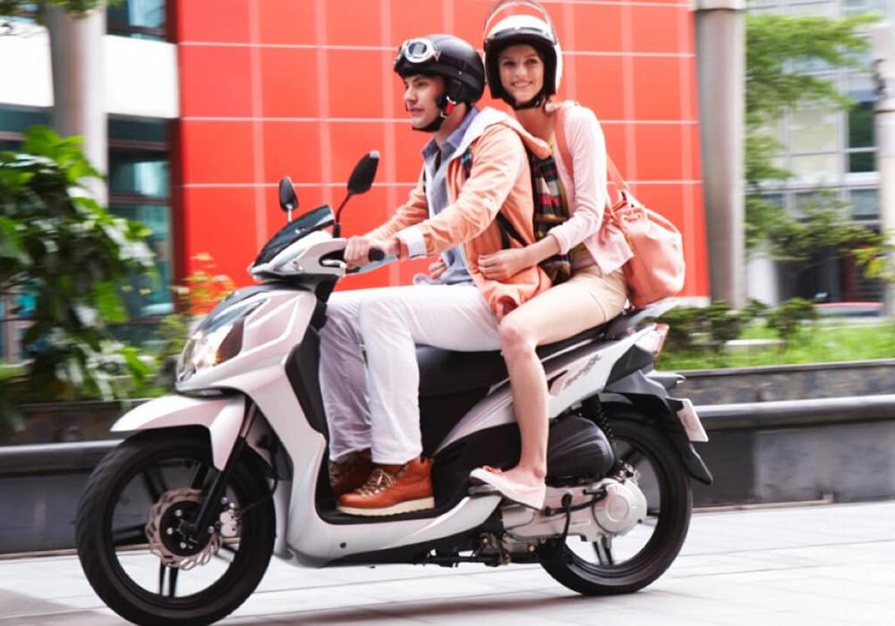 SYM Symphony ST 125 2019 :: £2299 00 :: New Motorcycle