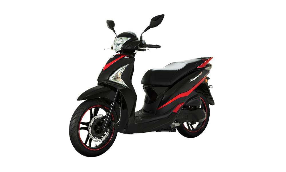 SYM Symphony ST 200 2019 :: £2499 00 :: New Motorcycle