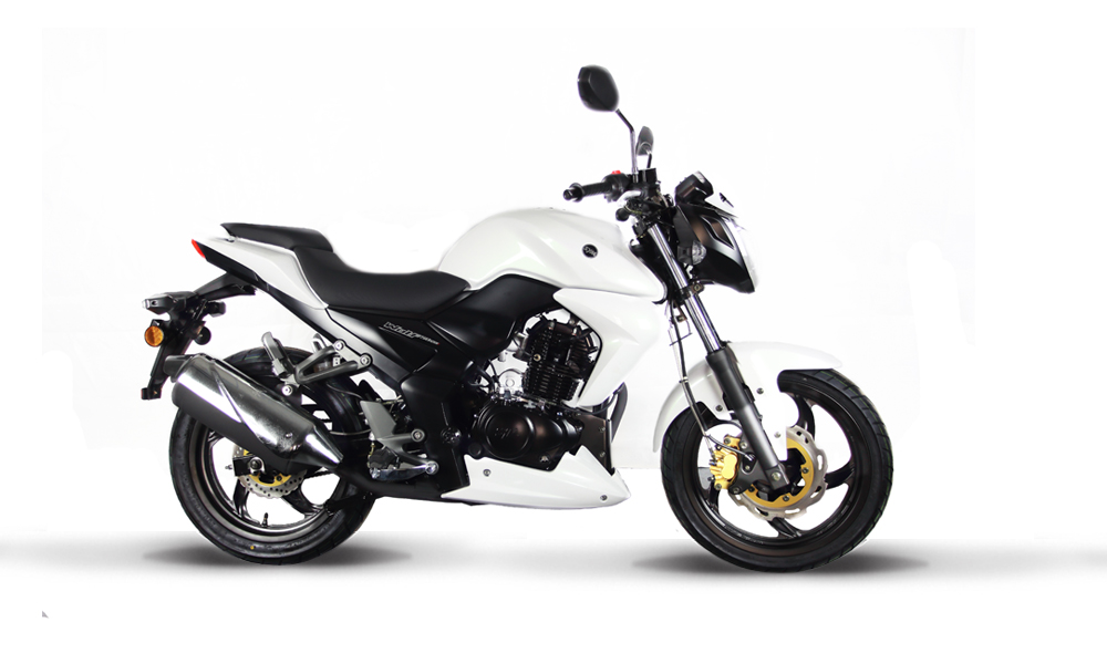 SYM Wolf SB 125 2019 :: £2399 00 :: New Motorcycle / Scooter