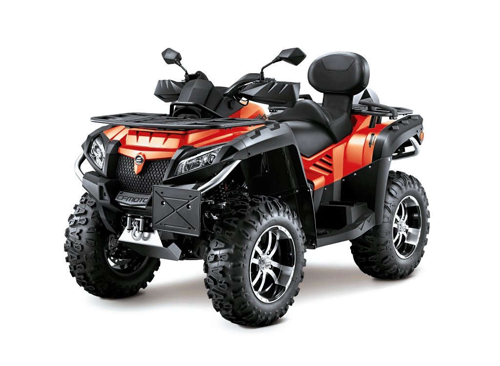 QUADZILLA CForce X8 820 EPS 2018 :: £6999.00 :: Quads ...