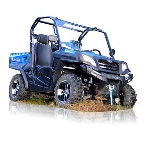 QUADZILLA Tracker Full Windscreen - 800 / 550