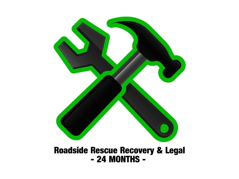 WHATEVERWHEELS Roadside Rescue Recovery & Legal - 24 month click to zoom image