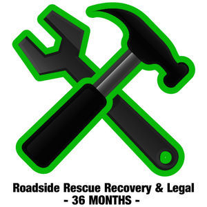 WHATEVERWHEELS Roadside Rescue Recovery & Legal - 36 month