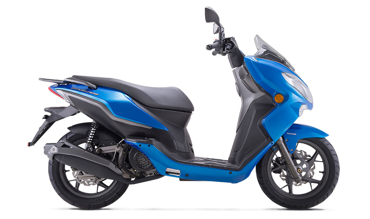 keeway cityblade 125 efi 2018 new motorcycle scooter 125cc scooters. Black Bedroom Furniture Sets. Home Design Ideas