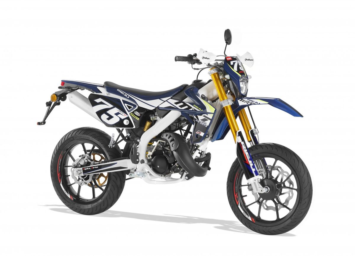 RIEJU MRT 50 REPLICA SM 2019 :: £3399.00 :: New Motorcycle ...