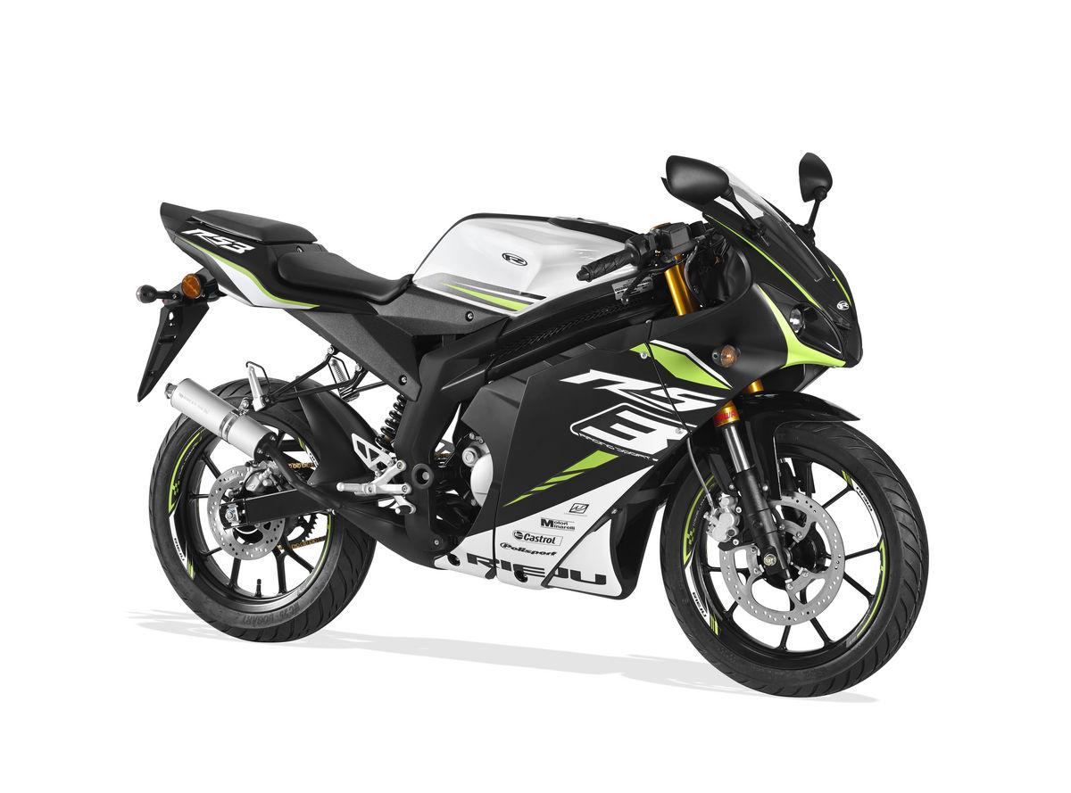 Rieju mrt 50 pro sm 163 2999 00 new motorcycle - Rieju Rs3 50
