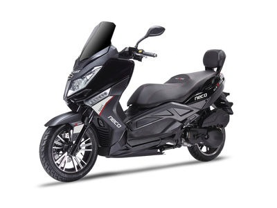 NECO Alex One 125 EFI