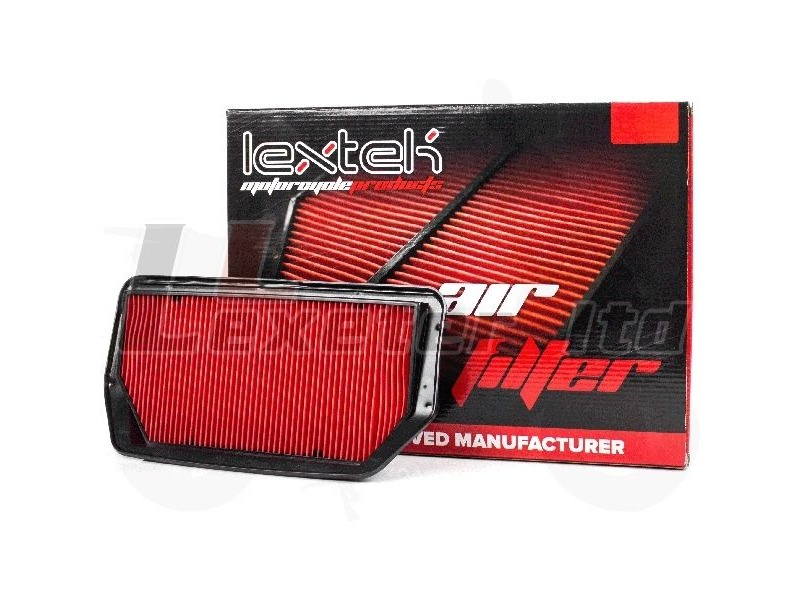 LEXTEK Air Filter for HFA1915, Honda 17210-MAT-E00, Honda 17210-MAT-E01 click to zoom image