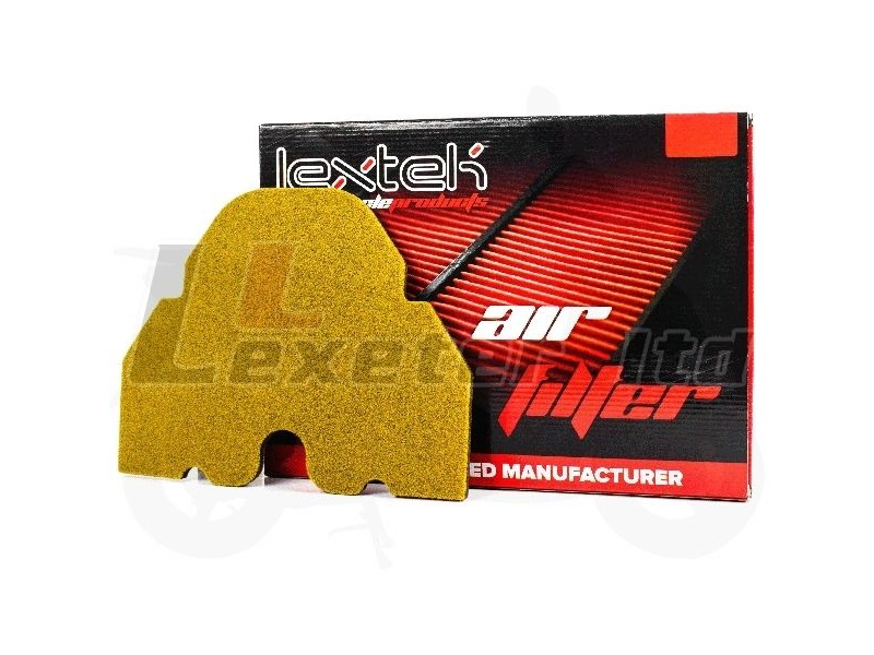 LEXTEK Air Filter for Kawasaki ZZR600 click to zoom image