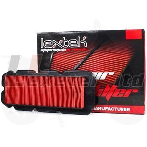 LEXTEK Air Filter with HFA1913, Honda 17210-MZ0-000