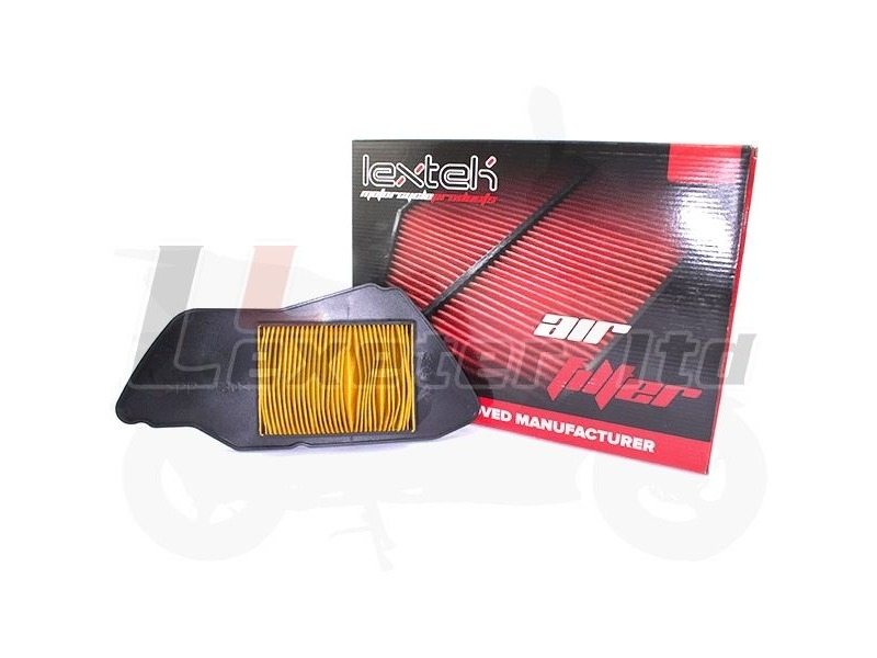 LEXTEK Air Filter for Yamaha BWS 125 (08-13) click to zoom image