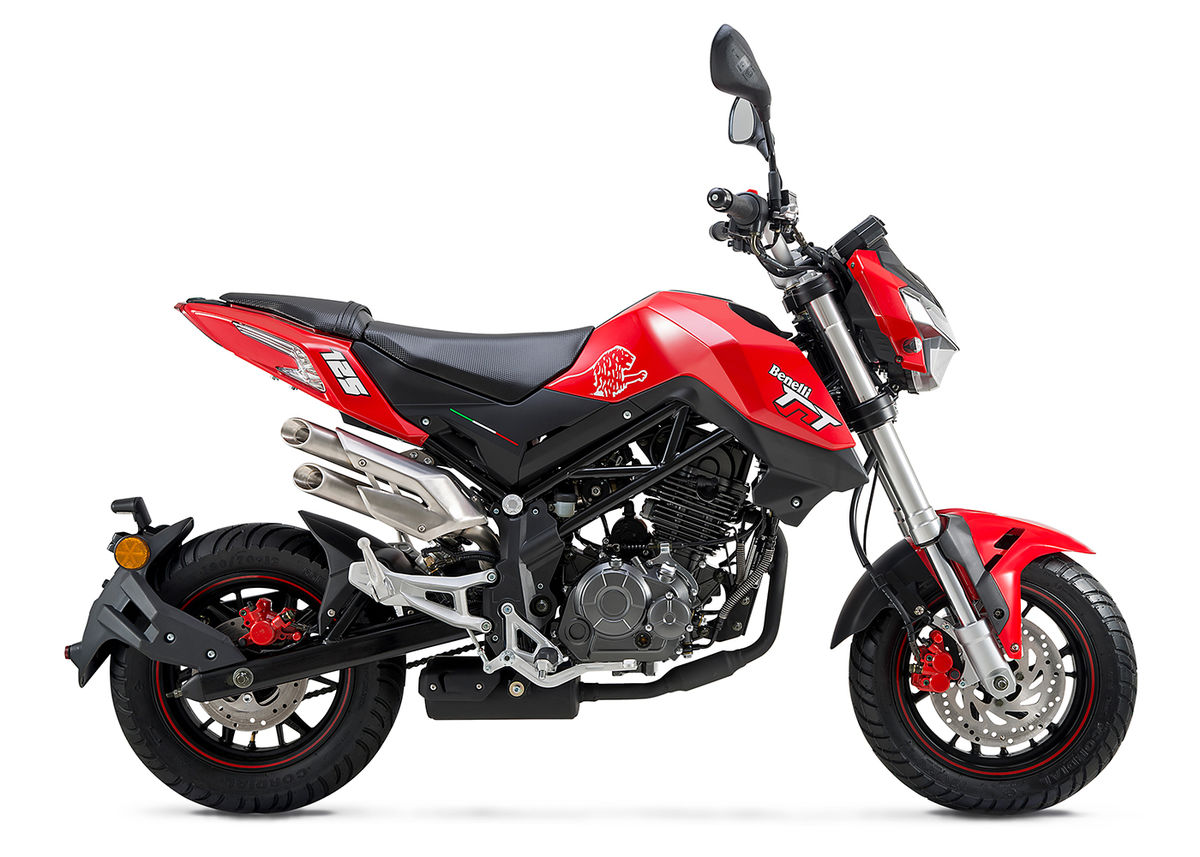 BENELLI TNT 125cc 2019 :: £2099 00 :: New Motorcycle