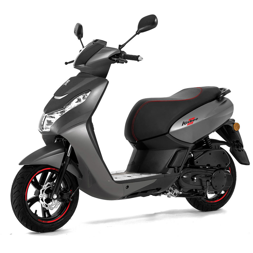 peugeot kisbee 50 rs 2019 new motorcycle scooter 50cc mopeds. Black Bedroom Furniture Sets. Home Design Ideas