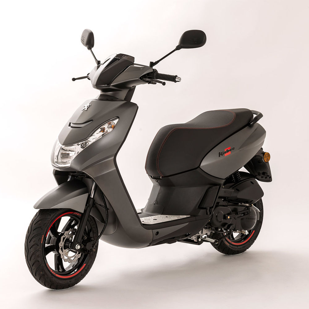 peugeot kisbee 50 rs 2018 new motorcycle scooter 50cc mopeds. Black Bedroom Furniture Sets. Home Design Ideas