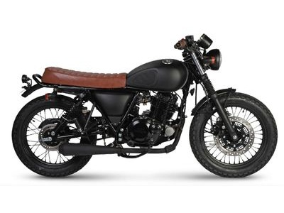 MUTT MOTORCYCLES Mongrel 250