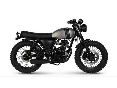 MUTT MOTORCYCLES RS-13 125