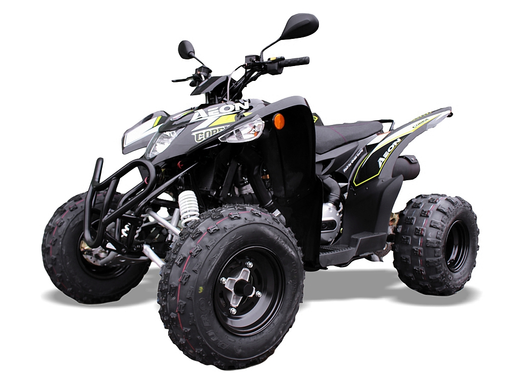 aeon cobra 400 2018 quads atv buggies road legal quad bikes. Black Bedroom Furniture Sets. Home Design Ideas