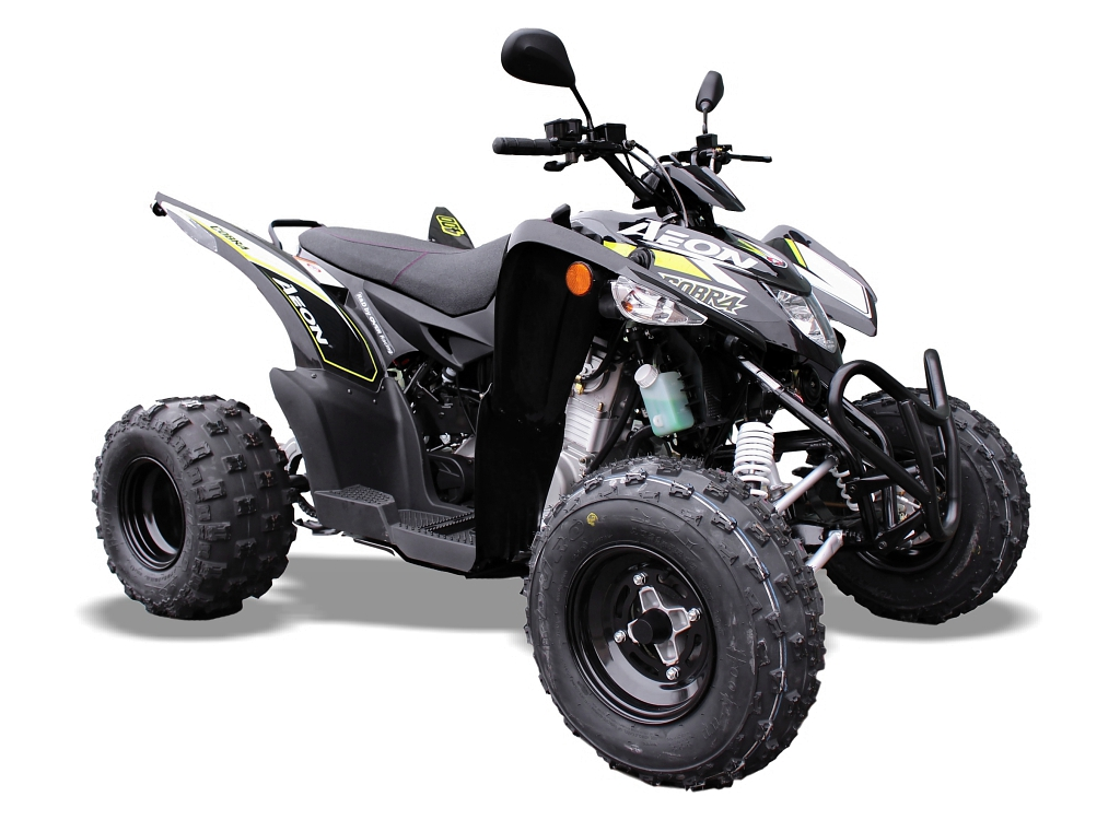 AEON Cobra 400 EFI Quad Bike 2018 :: £5499.00 :: Quads ...
