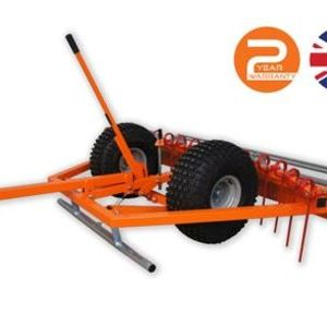 CHAPMAN MG250 + Rear Roller Arena Leveller