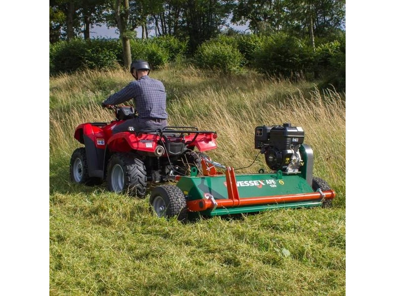 WESSEX AFE-120 Flail Mower :: £4380 00 :: ATV & SBS