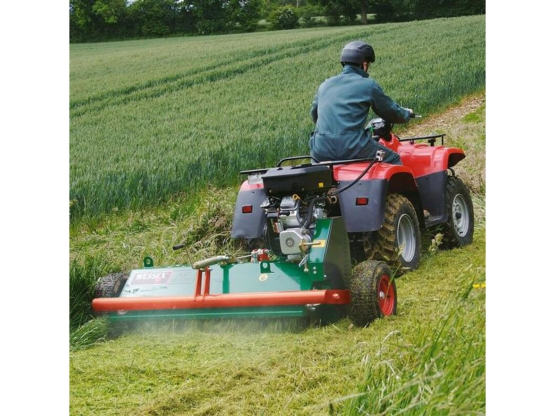 WESSEX AF-160 Flail Mower :: £6612 00 :: ATV & SBS Attachments