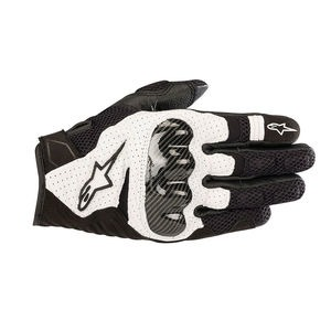 ALPINESTARS SMX-1 Air V2 Gloves Black White