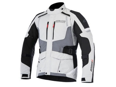 ALPINESTARS Andes V2 Drystar Jacket Light Gray Black Dark Gray