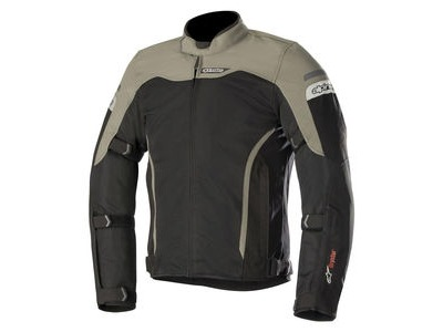 ALPINESTARS Leonis Drystar Air Jacket Black Military Green