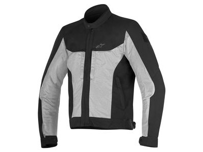 ALPINESTARS Luc Air Jacket Black Light Gray