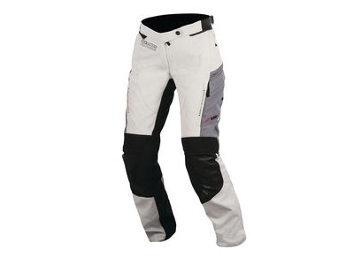 ALPINESTARS Andes V2 Drystar Pants Light Gray Black Dark Gray