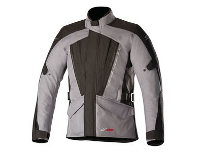 ALPINESTARS Volcano Drystar Jacket Black Dark Gray