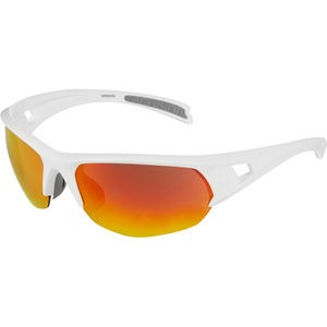 MADISON Mission glasses 3 pack - gloss white frame, fire mirror/amber/clear lens
