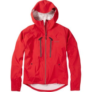 MADISON Zenith men's waterproof jacket, true red