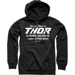 THOR SWEATER The Goods Black SM