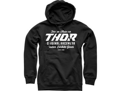THOR SWEATER The Goods Black MD