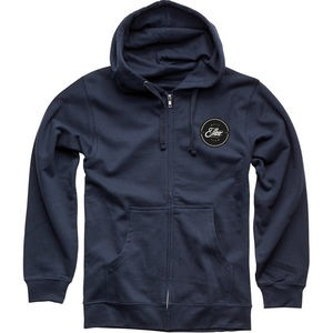 THOR HOODY Runner Zip Up Navy LG