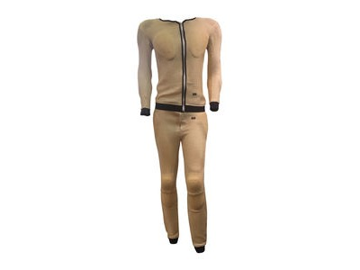 BULL-IT Air Flow Suit with protectors XL