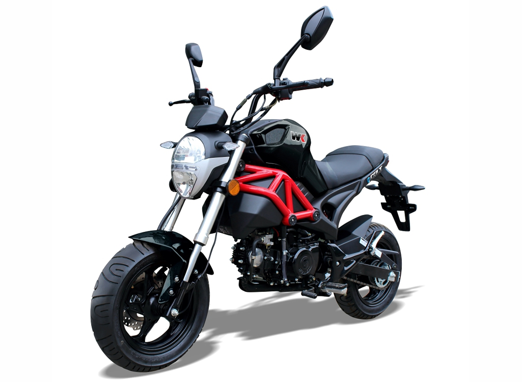 WK Colt 50 2018 :: £1399.99 :: New Motorcycle / Scooter :: 50cc ...
