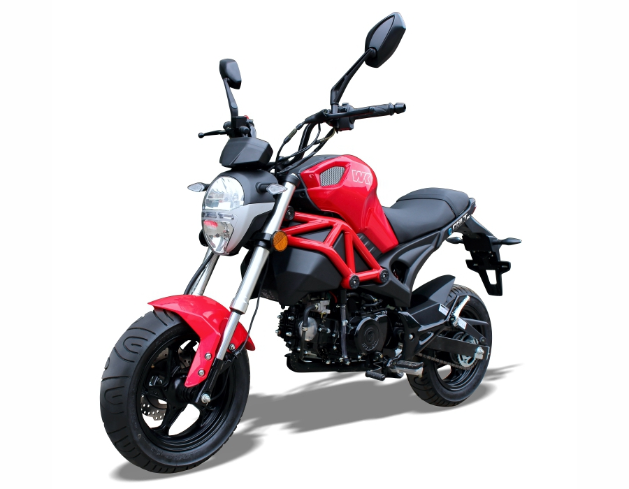 WK Colt 50 2019 :: £1499 99 :: New Motorcycle / Scooter